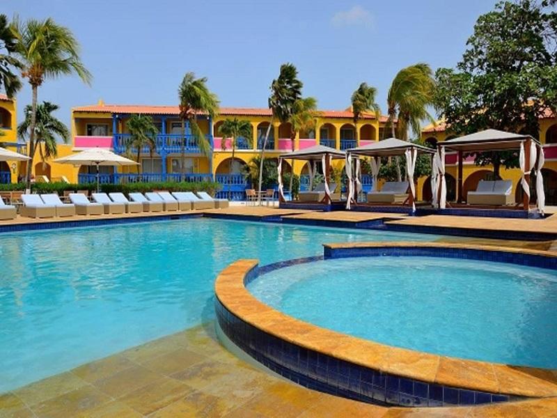 Bonaire-DiviFlamingo-Pool