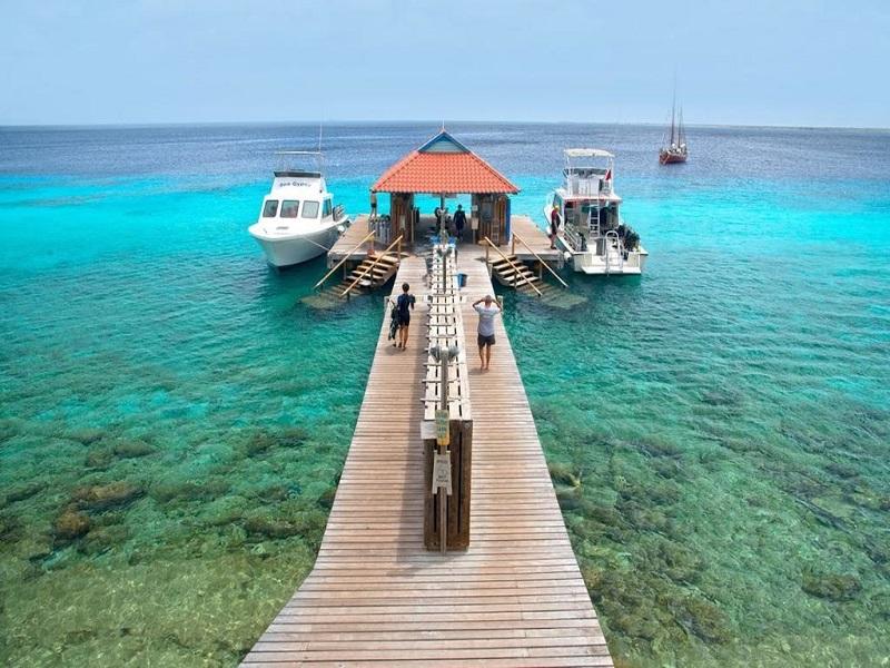 Bonaire-DiviFlamingo-Pier