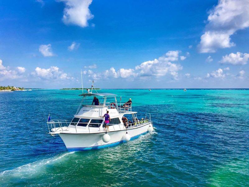 Little-Cayman-Boat