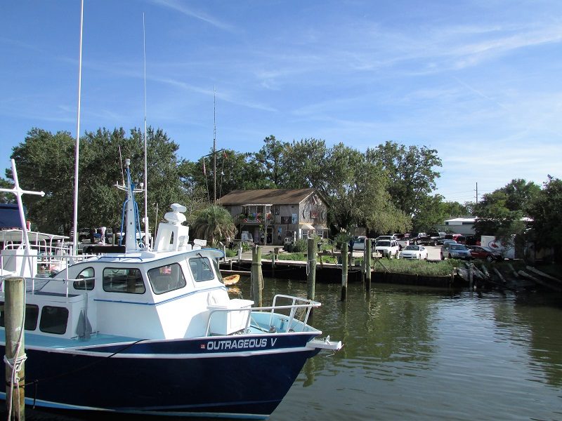 NC Coast-Sea Quest II-Beaufort